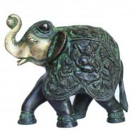 Statuette Elephant- Statuette Indienne