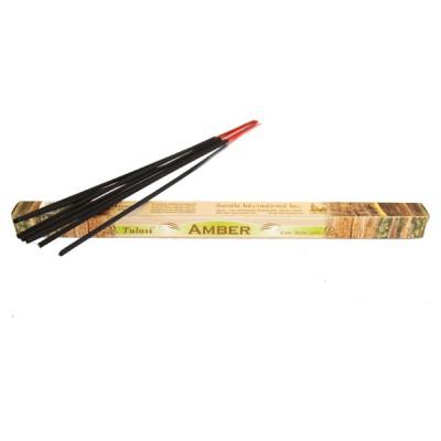 """Encens indien """"Ambre""""(ambtul1/8)"""