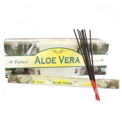 """Encens indien """"Aloe Vera""""(averatul8/25)"""