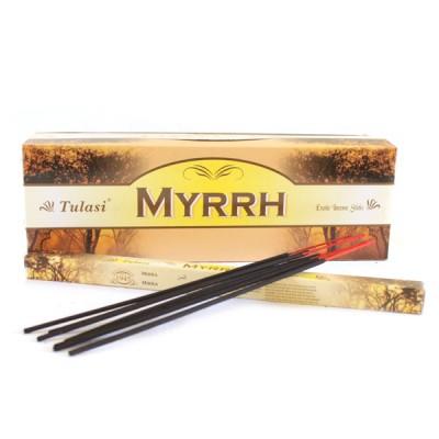 "Encens indien ""Myrrhe"" (myrtul8/25)"