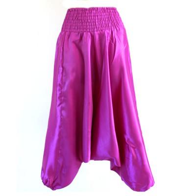 Pantalon Sarouel Enfant - mauve (sarenf04mv)