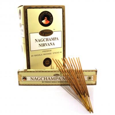 "Encens indien ""Nagchampa Nirvana"" (nagnirppure12/15)"