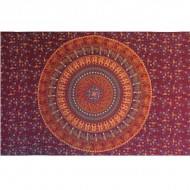 "Tenture Murale ""India"" (tmm230)"
