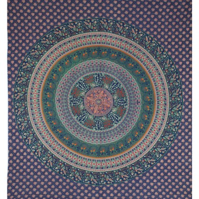 "Tenture Murale ""India"" (tgm164b)"