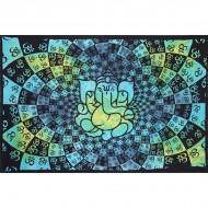 "Tenture Indienne ""Ganesh"" (tmm233bv)"