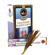 "Encens indien ""Nagchampa Purification"" (nagpurpure12/15)"