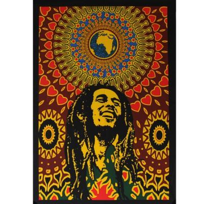 "Tenture ""Bob Marley""(tp015/2bml)"