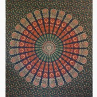 "Tenture Murale ""India"" (tgm174)"