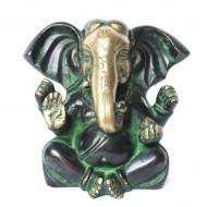 Statuette Ganesh - Statuette Indienne (stabga06/3)