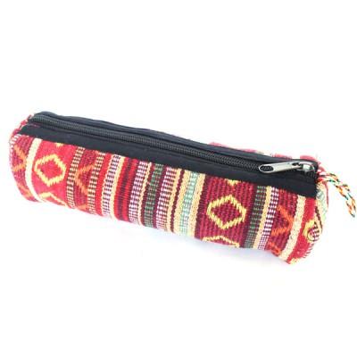 Trousse népalaise en coton (tic016)