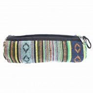 Trousse népalaise en coton (tic030)