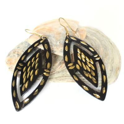 Boucles d'oreilles Indiennes (binon039x)