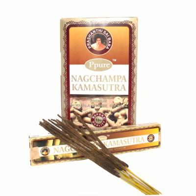"Encens indien ""Nagchampa Kamasutra"""" (nagkampure12/15)"