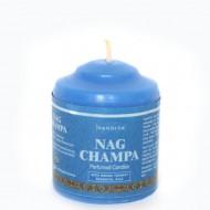 """Bougie Parfumée de l'Inde """"Nag Champa""""(bpi01nag)"""