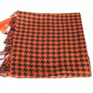 Keffieh orange-ocre(013)