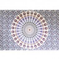 "Tenture Murale ""India"" (tmm259)"