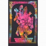 "Tenture Indienne ""Ganesh"" (tptgan05m)"