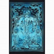 "Tenture Indienne ""Ganesh"" (tptgan07b)"