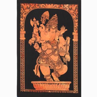 "Tenture Indienne ""Ganesh"" (tptgan10o)"