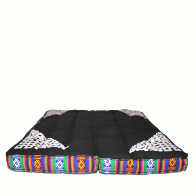 Coussin Tibetain - yoga, relaxation et méditation (ctbirm16n)