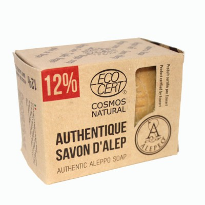 Savon d'Alep Authentique 12%