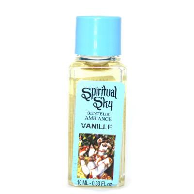 "Huile parfumée à brûler - ""Vanille"""