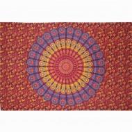 "Tenture Murale ""India"" (tmm261)"