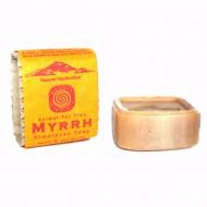 """Savon Naturel du Népal """"Myrrh"""""""