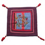 Housse de coussin style tibétain (hctib06p)