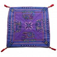 Housse de coussin style tibétain (hctib14m)