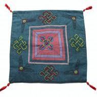 Housse de coussin style tibétain (hctib23m)