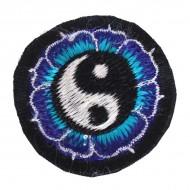 """Ecusson brodé """"Yin et Yang"""" (ecnep18pm15)"""