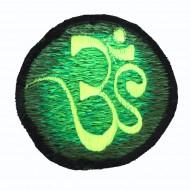 """Ecusson brodé """"Om"""" (ecnep18pm19)"""