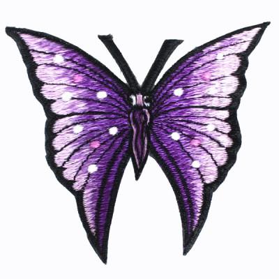 """Ecusson brodé """"Papillon"""" (ecnep18pap4)"""