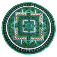 """Ecusson Brodé Géant """"Mandala"""" (ecnep18gm21)"""