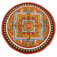 """Ecusson Brodé Géant """"Mandala"""" (ecnep18gm22)"""