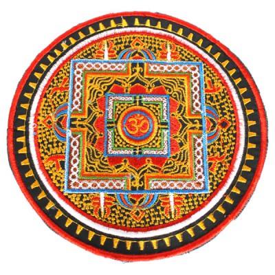 """Ecusson Brodé Géant """"Mandala"""" (ecnep18gm23)"""