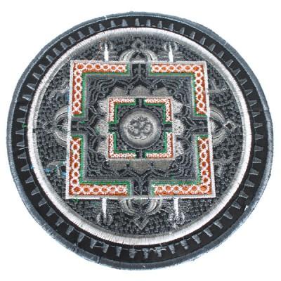 """Ecusson Brodé Géant """"Mandala"""" (ecnep18gm24)"""