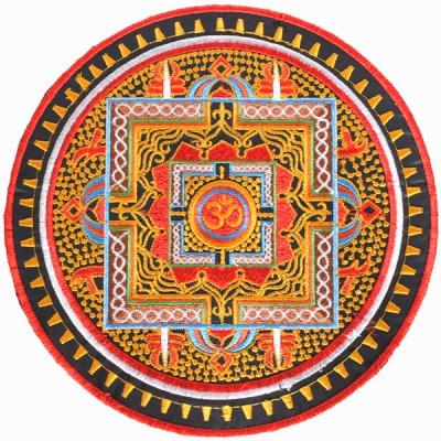 """Ecusson Brodé Géant """"Mandala"""" (ecnep18tgm15)"""