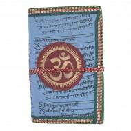 "Carnet indien motif ""Om"" (carin10om)"