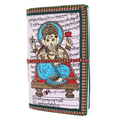 "Carnet indien motif ""Ganesh"" (carin12gan)"