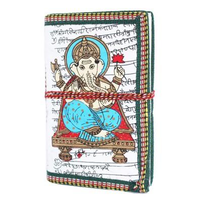 "Carnet indien motif ""Ganesh"" (carin13gan)"