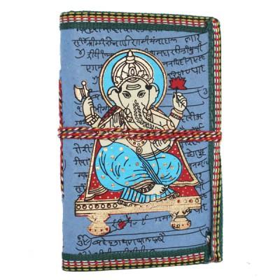 "Carnet indien motif ""Ganesh"" (carin14gan)"
