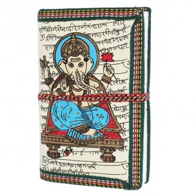 "Carnet indien motif ""Ganesh"" (carin15gan)"