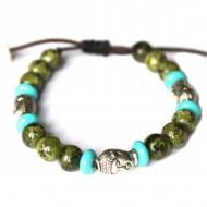 Bracelet style Tibétain (brtib05)