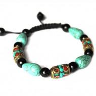 Bracelet style Tibétain (brtib04)