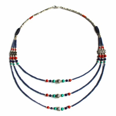 Collier style Tibétain (coltib10)