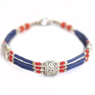 Bracelet style Tibétain (brtib06l)
