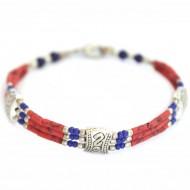 Bracelet style Tibétain (brtib07c)