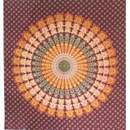 "Tenture Murale ""India"" (tgm187)"